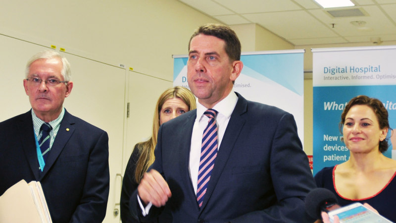 Queensland Health searches for new eHealth chief executive