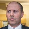 Federal Treasurer Josh Frydenberg