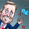 Social media abuse a key factor in Hamish Macdonald's departure from ABC