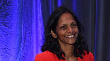 Macquarie Group's incoming CEO Shemara Wikramanayake.