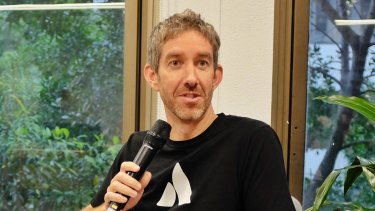 Atlassian co-chief executive Scott Farquhar.