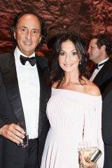 Rodney and Lyndi Adler.
