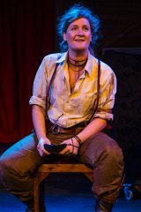 Virginia Gay in her much-loved take on Calamity Jane.