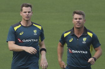 Steve Smith and David Warner  would be among the 18 Australian players to quarantine in Sydney.