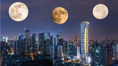 China plans to launch artificial moons into space to reduce the need for city street lights.
