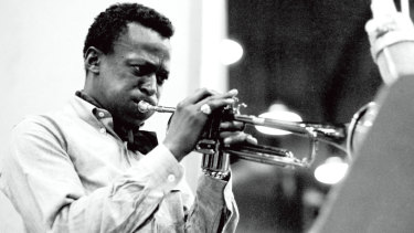 Miles Davis was one of many jazz legends who recorded for Blue Note.