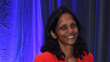 Macquarie Group's incoming CEO Shemara Wikramanayake.