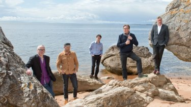 Teenage Fanclub recently parted ways with co-founder Gerry Love.