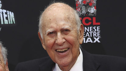Carl Reiner, comedy legend who created The Dick Van Dyke Show, dies at 98