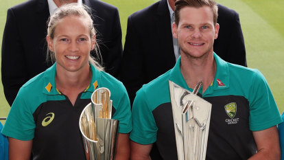 Australia's women cricketers to get equal prizemoney at T20 World Cup