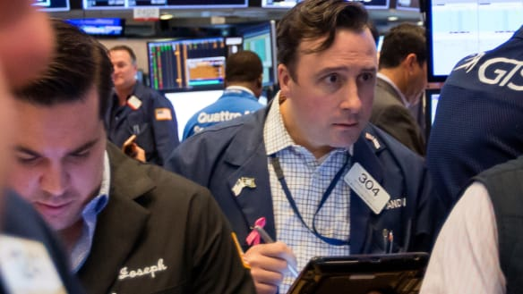 ASX set to edge higher at open despite trade angst