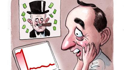 Sharma's charmed stock market bull run ends
