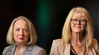 On tough calls, sexism and true crime: Meet judges Gaynor and Sexton
