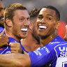 'It says a lot about the club': Barrett lauds Dogs after final-round mauling