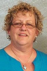 Interpreter Patty Sakal.