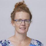 Queensland University Educational Psychologist Eunice Collins.