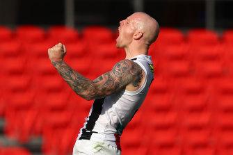 Zak Jones will be back to face Port Adelaide.
