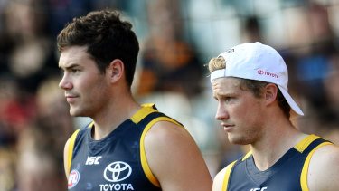 Mitch McGovern wants a trade out of Adelaide.