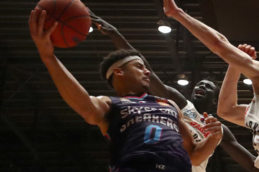 Tai Webster's NBL career could be over due to his stance against COVID-19 vaccination.