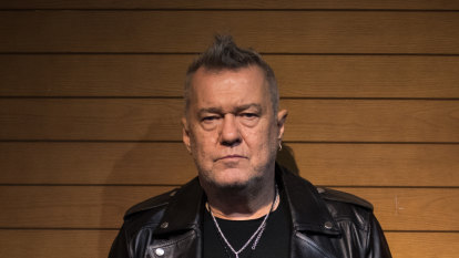 Jimmy Barnes' Melbourne show moves to Rod Laver Arena to meet demand