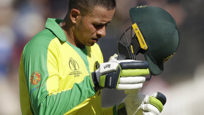 Handscomb poised for World Cup debut, Wade and Marsh on stand-by