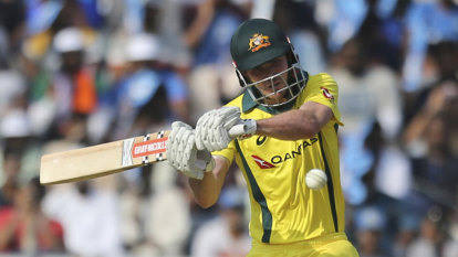 Starstruck Turner 'can't wait' to shadow Steve Smith