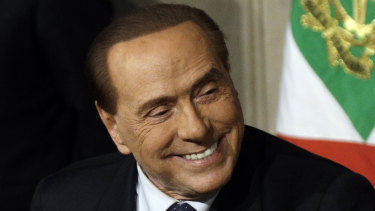 Forza Italia (Go Italy) party leader Silvio Berlusconi has been 'rehabilitated' and may run for political office again.