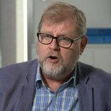 Infectious diseases pediatrician Professor Robert Booy.