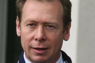 Former AFL club doctor Chris Bradshaw.
