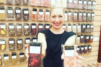 KOKOPOD founder Brigid Woolnough has seen a spike in sales online for her boutique chocolate during the pandemic.