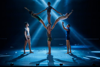 Circa's production Peepshow aims to steal circus back from contemporary cabaret.
