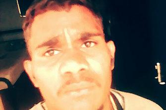 Kumanjayi Walker was allegedly shot dead by NT police.