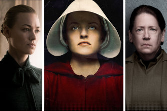 It's never been an easy watch. Is it time to give up on Handmaid's Tale?