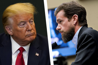 Inside Twitter's decision to cut off Donald Trump