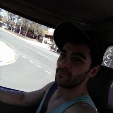 Milan Urlich, 29, has been accused of murdering Andrew Carville.
