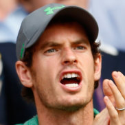'I would've given up had it not been for my wife': Murray's dark road