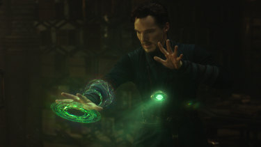 In Marvel's Avengers: Infinity War, Doctor Strange (Benedict Cumberbatch) looks at 14 million possible futures - perhaps a quantum computer could have helped?