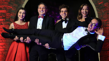 Underground Opera's new season of West End to Broadway will fill Brisbane's 'Underground Opera House' with uplifting, intriguing and sensational musical theatre.