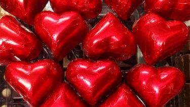 Brisbane's go-to for exquisite Valentine's Day chocolatescn be found at chocolatier, Mayfield Chocolates.