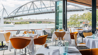 Stokehouse Q at South Bank's exclusive River Quay precinct offers an idyllic waterfront location for a romantic dinner this Valentine's Day.