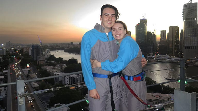 Experience love on a whole new level this Valentine's Day while overlooking one of the most stunning views in Brisbane, with a one-off exclusive Story Bridge Couples Climb.