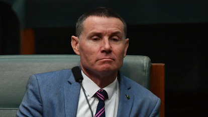 LNP selects only man in five-way preselection race to replace Laming on ballot