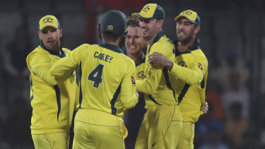 Australia's series win in India has boosted their confidence.