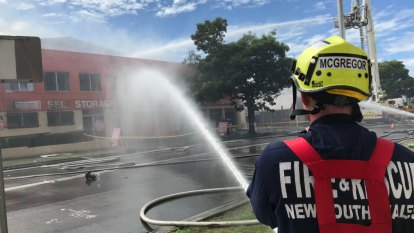 Queenscliff Beach and Manly Lagoon closed as Brookvale blaze continues