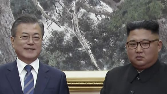 Kim Jong-un to visit Seoul after latest visit with Moon Jae-in