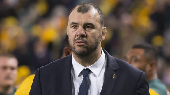 Michael Cheika invites referees to post-match press conference after Wallabies loss