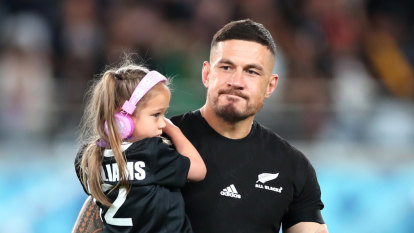 'Meant to be': Sonny Bill surprised himself with $10m Super League move