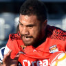 'Come to Parramatta': Eels prop Terepo sidelined after flight incident