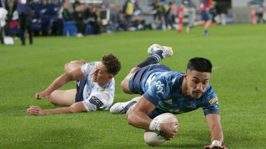 New Zealand teams have scored points for fun against the Waratahs.