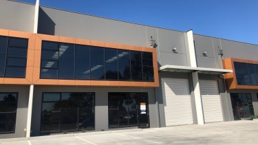 Four industrial showrooms - Units 1-4, 536-546 Clayton Road - have been leased at an average per sqm rate of $152.
